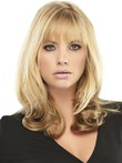 Amazing Capless Wavy Human Hair Wig