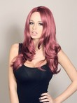 Cheryl Wavy New Style Side Parted Celebrity Wig