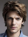 Wavy Lace Front Nice Men Wig