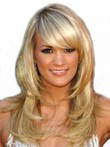 Capless Human Hair New Style Wavy Wig