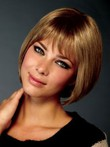 Full Lace Attractive Bob Style Synthetic Wig
