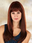 Gorgeous Straight Synthetic Capless Wig