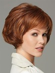 Red Good Short Synthetic Wig