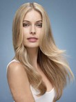 Fabulous Wavy Human Hair Lace Front Wig