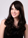 Capless Wavy Long Sweet Synthetic Wig