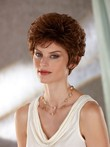 Short New Arrival Classic Fluffy Synthetic Wig