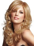 Wavy Looking Good Lace Front Layers Bombshell Style Wig