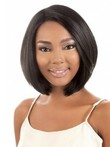 Straight Capless African American Wig