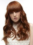 Luxury Remy Human Hair Wavy Capless Wig
