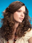Fabulous Wavy Long Heat Friendly Synthetic Wig For Woman