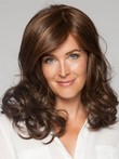 Wavy Graceful Remy Human Hair Wig