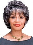 Wavy Capless Short Synthetic Wig
