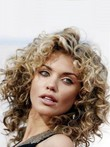 "12"" Annalynne Mccord Full Lace Medium Wavy Celebrity Wig"
