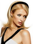 Mid-synthetic Length Half Wig With Headband