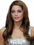 Human Hair Long Pretty Wavy Lace Front Wig