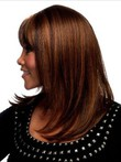 Straight Capless Nice Synthetic Wig