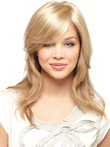 Straight Women Capless Fantastic Human Hair Wig