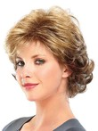 Length Midcapless Wavy Marvelous Synthetic Wig