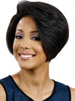 Capless Seductive Straight Remy Human Hair Wig