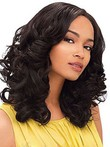 Polished Wavy Long Synthetic Capless Wig