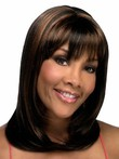 Straight Capless High Quality Synthetic Wig