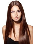 Synthetic New Style Straight Lace Front Wig
