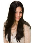 Straight Remy Human Hair Lace Front Wig For Woman