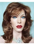 Wavy Luxury Synthetic Wig