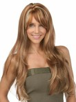 Capless Long Wavy Gorgeous Synthetic Wig