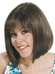 Straight Bob Style Silky Stupendous Human Hair Wig