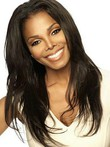 Lace Front Marvelous Human Hair Wig