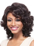 Romance Synthetic Weave African American Wig