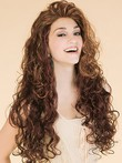 Deep Wavy Long Elegant Nature Wig