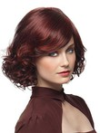 Synthetic Prodigious Wavy Capless Wig