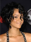 New Rihanna's Capless Hair Short Celebrity Wig
