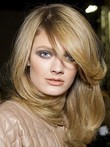Brilliant Remy Human Hair Lace Front Straight Wig