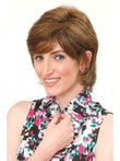 Pleasant Natural Short Wonderful Human Hair Wig