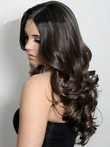 Human Hair Lace Front Impressive Wavy Wig