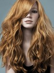 Remy Human Hair Marvelous Wavy Capless Wig