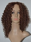 Synthetic Stylish Lace Front Wig