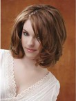 Lace Front Charming Wavy Synthetic Wig