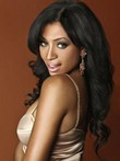 Lace Front Modern Wavy Human Hair Wig