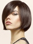 Straight Synthetic Admirable Capless Wig