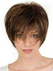 Lace Front Womens Nice Crop Short Remy Hair Wig