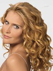 Long Elegant Synthetic Wavy Lace Front Wig