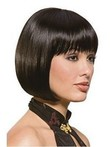 Classic Synthetic Bob Style Capless Wig