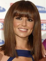 Cheryl Cole Synthetic Straight Stunning Celebrity Wig