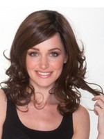 Synthetic Wavy Charming Capless Wig