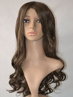 Human Hair Wavy Impressive Lace Front Wig