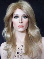 Cute Synthetic Lace Front Straight Wig